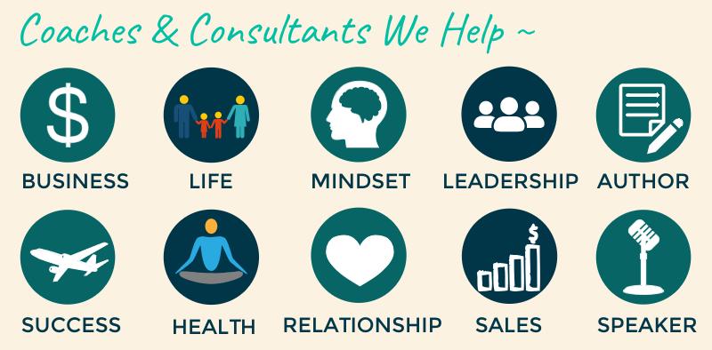 Coaches & Consultants We Help