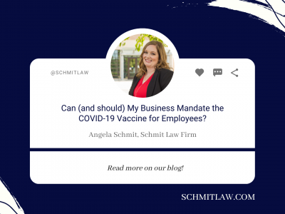 blog image for schmit law's post on